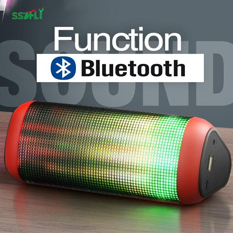 Wireless Light bluetooth speaker pulse 2 lighting led glow mini portable wireless speaker good bass boom box speakers d007 mini wireless bluetooth 2 1 edr speaker