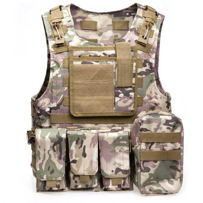 Tactical Vest 8