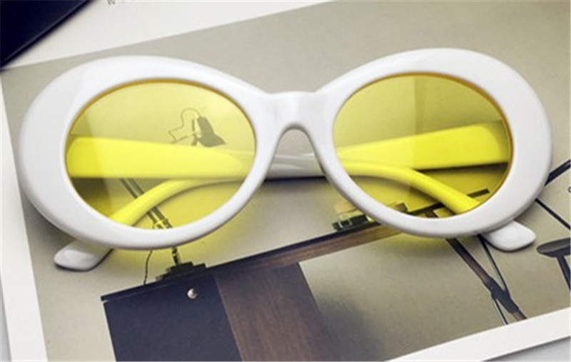 HTB1Hp9FQXXXXXa7XXXXq6xXFXXXj - Kurt Cobain Star Style Sunglasses Men Women Retro Sun Glasses 16 Colors PTC 200