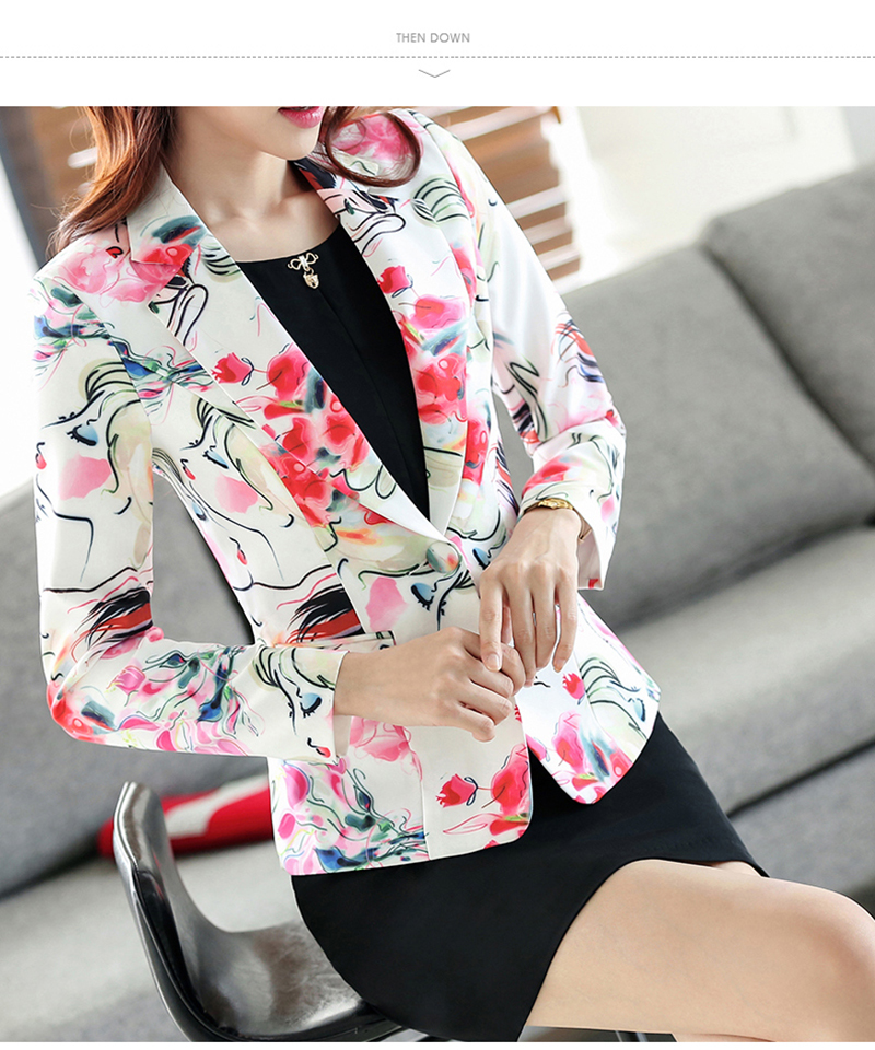 Ladies Blazer Fashion  (13)