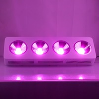 Populargrow מפעל קידום מכירה לוהטת 800 w COB Led לגדול אור עם 100% איכות אחריות עבור כל שלבים של צמחים