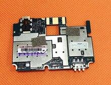 """使用オリジナルマザーボード 2 グラム RAM + 16 グラム ROM のマザーボード Leagoo M8 プロ MTK6737 クアッドコア 5.7"""" HD 送料無料"""