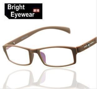 11 цветов бесплатная доставка 100% UV400 Компьютер радиационной защиты плоско очки полный обода ацетата целлюлозы очки рама B2118