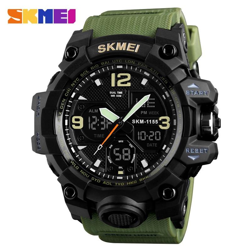 ArmyGreen Watch