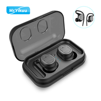 Bluetooth 5.0 Headphones For iPhone 7 8 X Xs True Wireless Stereo Earphones with Charging Box and Hand Free Mic For Sony Xiaomi