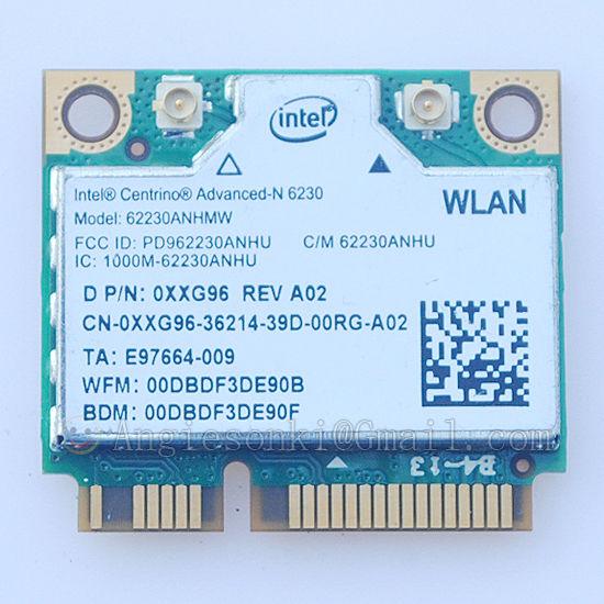 intel centrino advanced-n 6230 driver