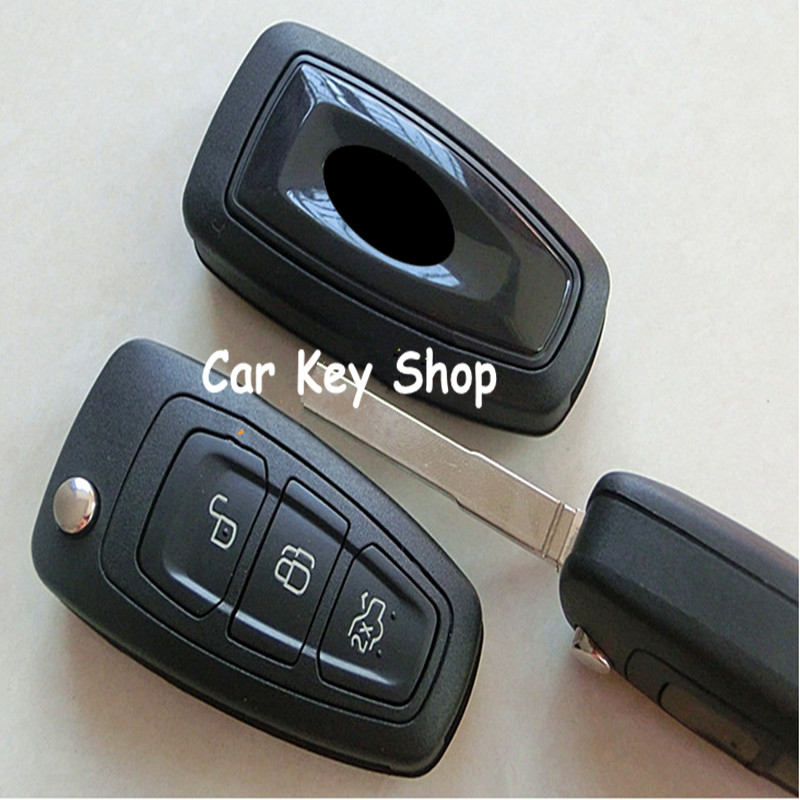 3 BUTTONS REPLACEMENT FLIP FOLDING REMOTE KEY SHELL CASE FOR 2011 FORD FOCUS MONDEO CHIA- & Online Get Cheap Replacement Ford Key -Aliexpress.com | Alibaba Group markmcfarlin.com