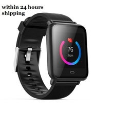 Multi-Dial Q9 Smartwatch IPX67 Waterproof Sports For Android IOS With Heart Rate Monitor B
