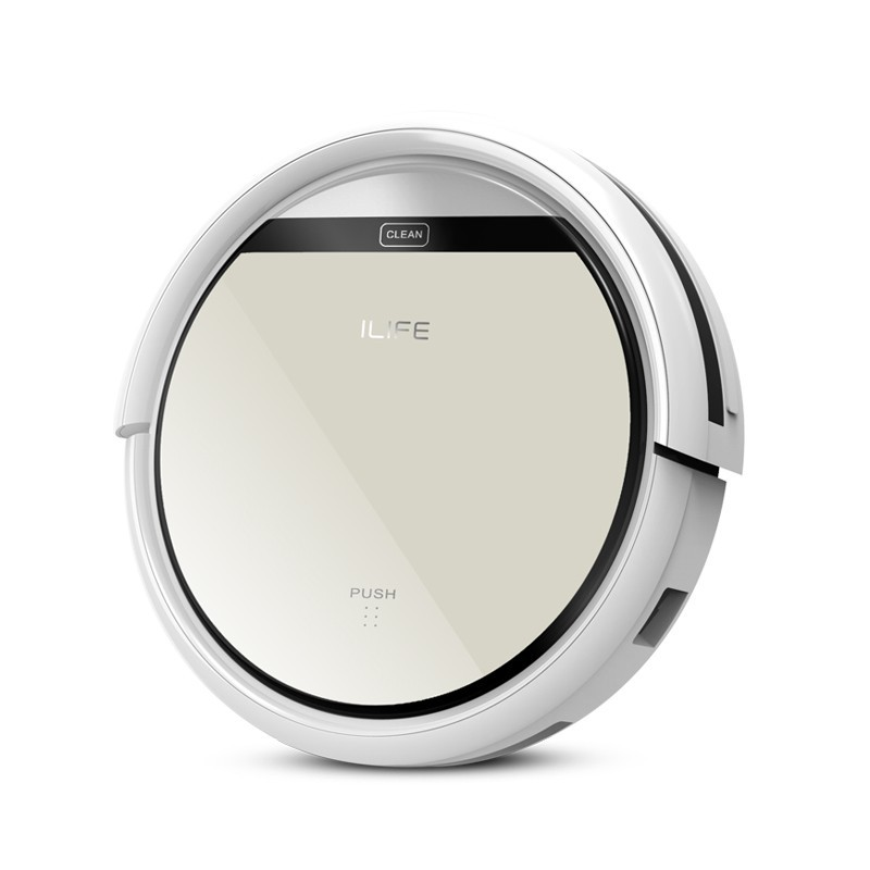 Original ILIFE V50 Robot Vacuum Cleaner , Automatically Sweeping Scrubbing Mopping Floor Cleaning Robot,2600mAh, Robot Aspirador