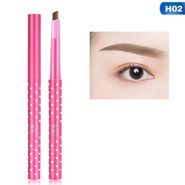 1 PC Black Wave Point Liquid Eyebrow Pencil  Waterproof Long-lasting Eye Pencil Beauty Makeup Cosmetics Drop 5