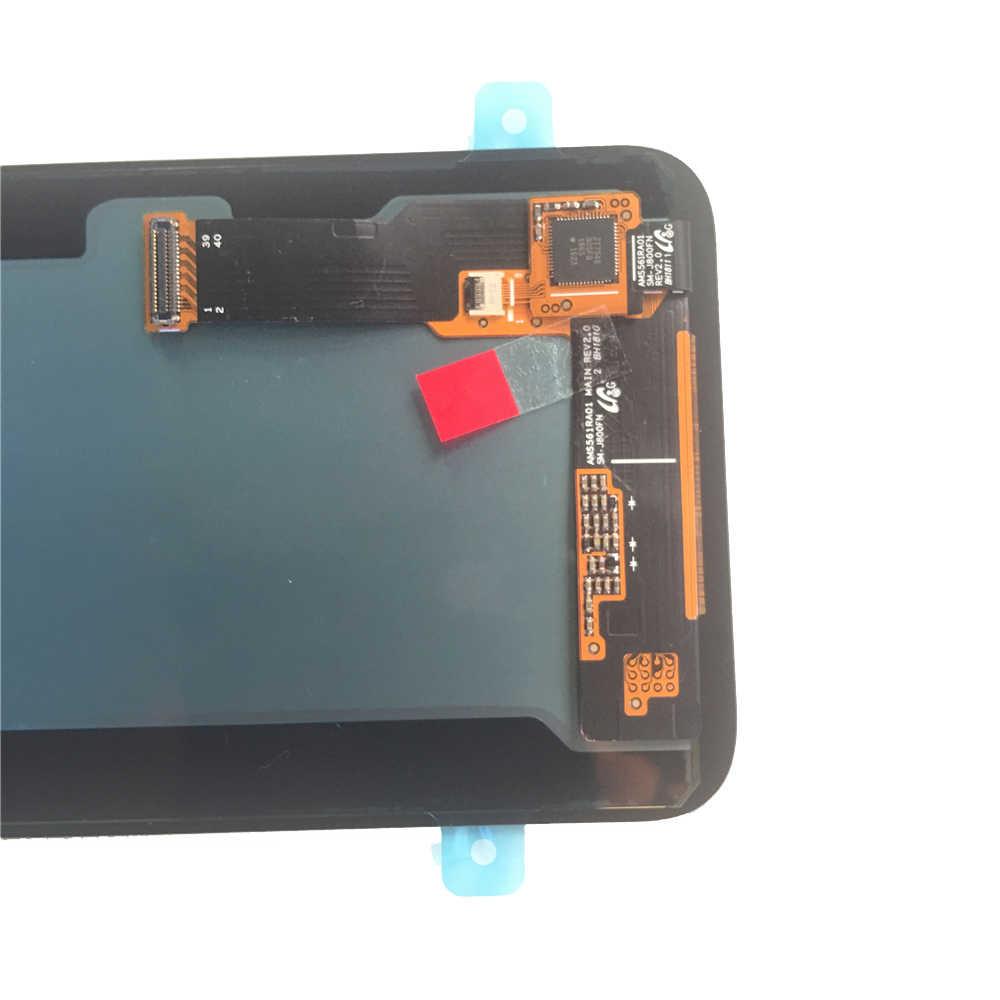 5.6 ''Super AMOLED LCD J6 สำหรับ Samsung Galaxy J6 2018 J600F J600G จอแสดงผลหน้าจอสัมผัสหน้าจอประกอบชิ้นส่วนอะไหล่