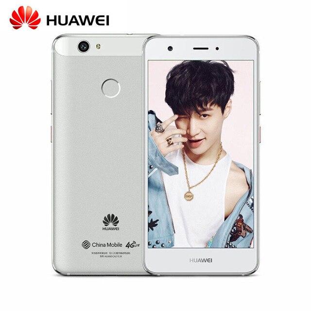 "Original Huawei Nova CAZ-TL10 5.0"" IPS FHD MSM8953 Android 6.0 4G TD LTE Smartphone 3GB RAM 32GB ROM 12MP Touch ID Glonass"