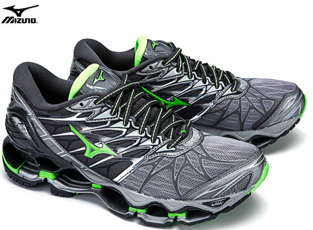 1b7ebfff4bacd7 MIZUNO WAVE Prophecy 7 professional Men Shoes Outdoor sneakers Breathable  Mesh Weightlifting Shoes 3 Color Best