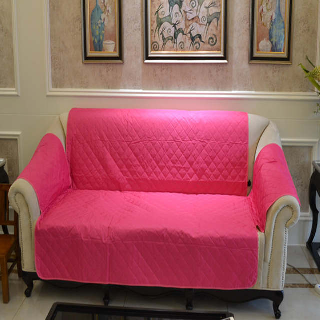 Online Shop Reversible Furniture Protector Double Seat Sofa Cover