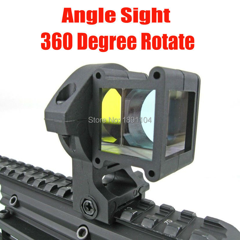 Element Angle Sight Reflex 360 Sight Rotate For Red dot or Holographic Sight Aiming Device Mount