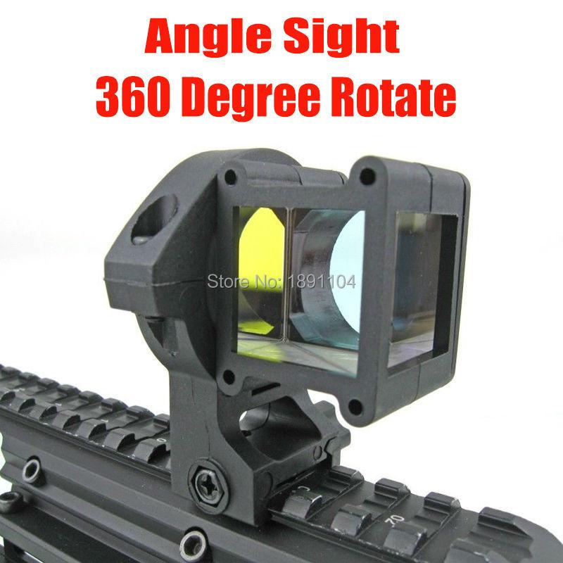 Prix pour Élément Angle Sight Reflex 360 Vue Rotation Pour Red dot ou Holographique Vue Visant Montage Dispositif (EX 251)