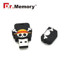Pirates Skull USB Flash Drives Pendrive 32GB 4GB 8GB 16GB Memory Stick I Flashdisk