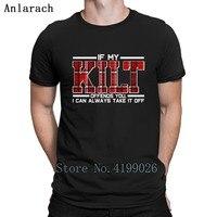 Kilt забавная шотландская Подарочная футболка весна осень креативные Аутентичные мужские футболки для отдыха высокое качество хлопок