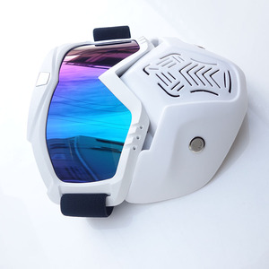 Image 5 - For Kids or Audlt Tactical Head Masks Full Face For Nerf CS Wargame Airsoft Paintball Dummy Protective Mask Cosplay Protection
