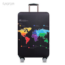 цена на suitcase case travel trolley suitcase protective cover for S / M / L / XL/ 18-32 inch travel accessories luggage cover