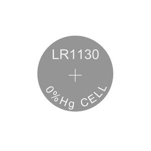 Image 2 - כפתור לחצן אלקליין שעון סוללה AG10 1.5V LR1130 Equivalences 189 389 389A CX189 D189 D389A L1130 L1131 LR1131 LR54 V389