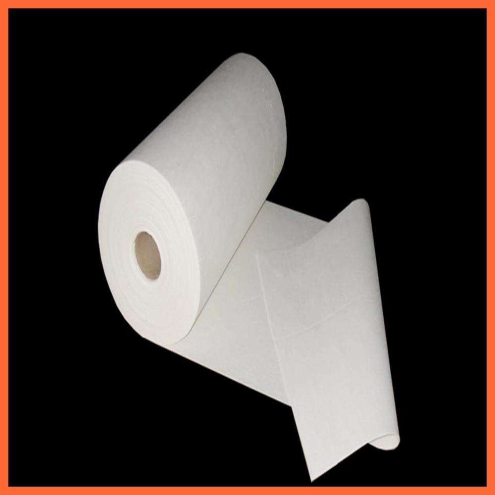 157x24 Aluminium silicaat keramische fiber papier 610mm X 4 m (thickness 1mm 2mm 3mm 4mm) бусы янтарь осенняя мелодия нян 157 1 4