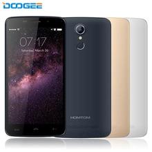 Original Homtom HT17 Cell Phone MT6737 Quad-Core 1GB RAM 8GB ROM 5.5″ Screen 13MP Camera Android 6.0 OS Fingerprint Smartphone