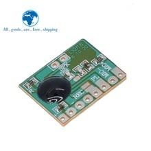 TZT ISD1806 6S Sound Recordable Chip IC Voice Music Talking Recorder moduł 8ohm głośnik prezent elektroniczny kartka z życzeniami 3-4.5V