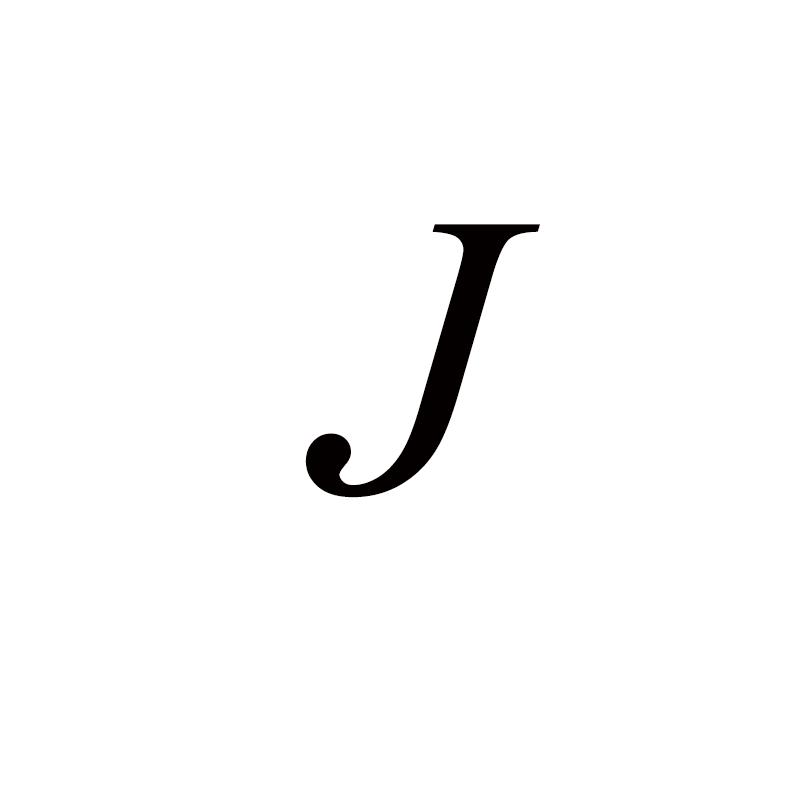 Персонализированные ручные штампованные A-Z, 26 букв, начальные крошечные кольца в виде сердца для женщин, золотые кольца на палец, ювелирные изделия - Цвет основного камня: J