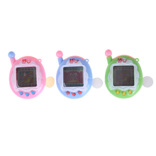 1 шт., виртуальная игрушка для кибер-питомца, забавный брелок, рождественские электронные питомцы игрушки для детей, виртуальная игрушка для питомца, электронные игрушки