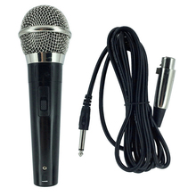 free shipping wired Microphone System YS-308 for DJ speakers in Karaoke or computer