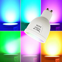 Milight 4W GU10 RGBW RGBWW Spotlight AC85 265V 2 4G Wireless Dimmable Color Changing Smart Led