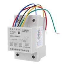 цена на DF-96ED Automatic Water Level Controller Switch 10A 220V Water Tank Liquid Level Detection Sensor Water Pump Controller qiang