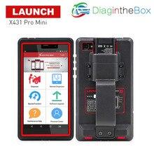 LAUNCH X431 Pro мини Bluetooth/Wifi автомобильный диагностический инструмент автоматический сканер кода X-431 Pro Mini