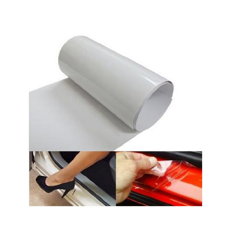 Car Styling High Strength Anti Scratch Film For vw ford polo Transparent Car Stickers Bumper Hood Paint Protection Film 1m*20cm