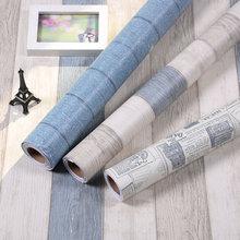 Holz korn von die wasserdichte wand papier klebstoff wand stick schlafzimmer tapete schrank möbel renovierung aufkleber