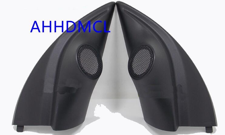 Car Tweeter Refitting Speaker Boxes Audio Door Angle Gum For Mitsubishi Mirage