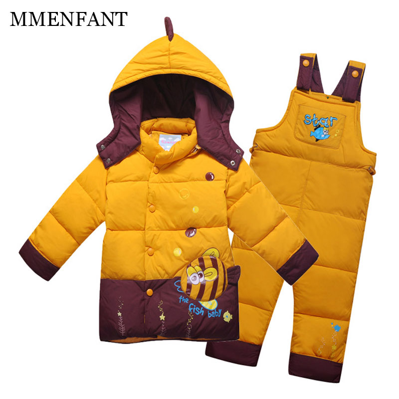 baby girls clothing set 2017 new winter baby suit jacket+vestcoat+long pants kids sport suit tracksuit Down jacket for baby boy baby fashion clothing kids girls cowboy suit children girls sports denimclothes letter denim jacket t shirt pants 3pcs set 4 13