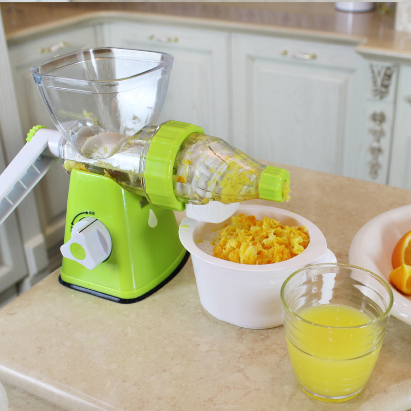 Kitchen Gadget Ice Cream Makes Machine Fruit Crusher Juice Extractor