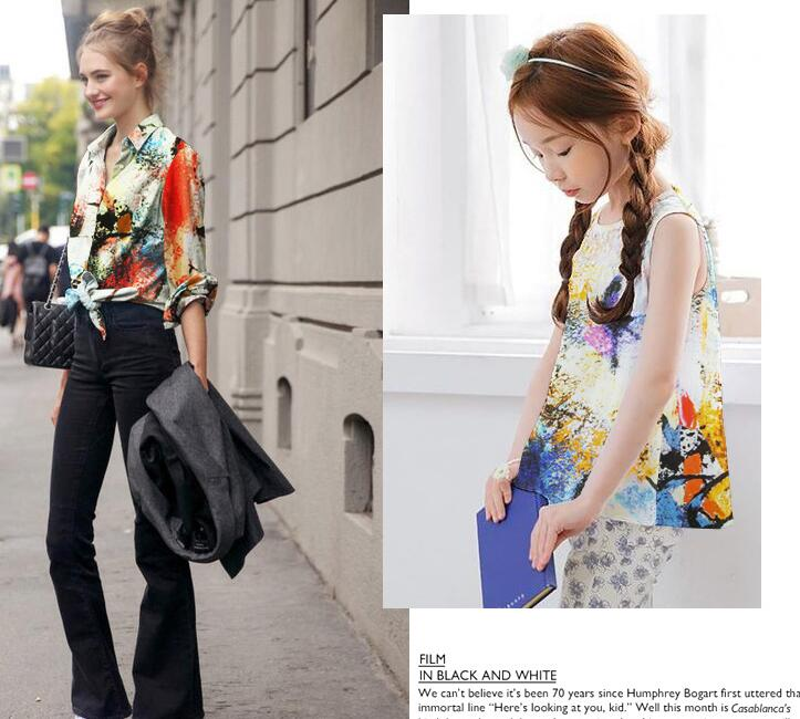 Spring and summer new blends two color blur color light breathable silk cotton fabric shirt vest dress fabric silk cloth
