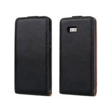Luxury Genuine Real Leather Case Flip Cover Mobile Phone Accessories Bag Retro Vertical For HTC Desire 600 PS(China)