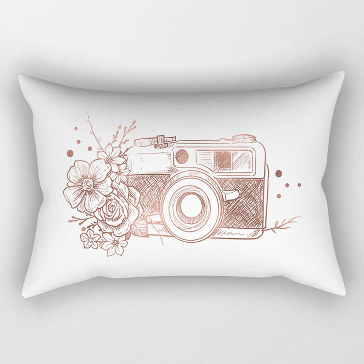 rose gold cushion cover17