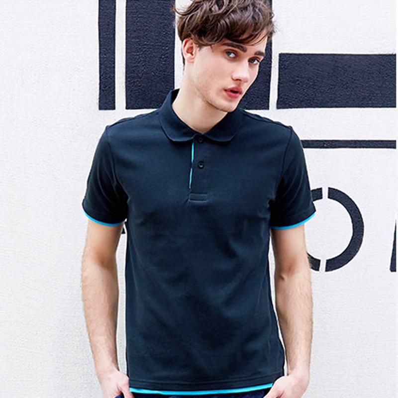 Mens Polo Shirt Brands Clothing 2019 Short Sleeve Summer Shirt Man Black Cotton Poloshirt Men Plus Size Polo Shirts 3