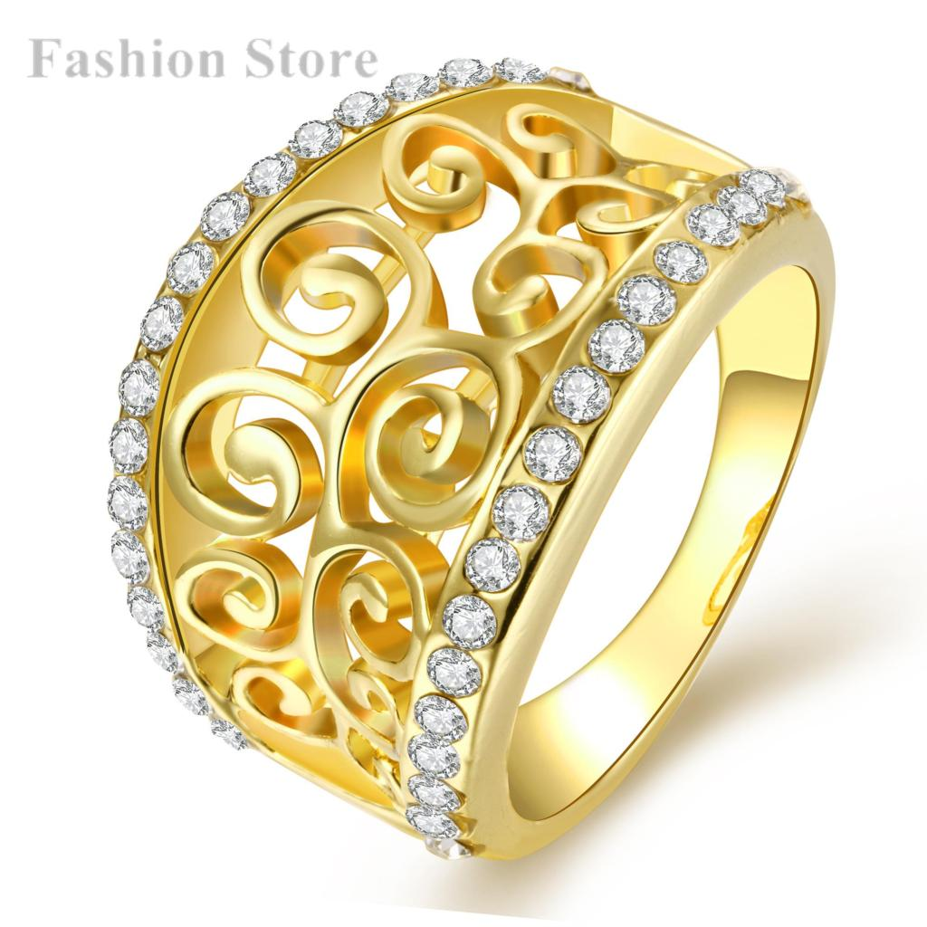 Wholesale High Quality Beautiful Finger Ring New Fashion Jewelry ...