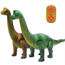Intelligent Remote Control Electric Interesting Dinosaur 41CM big size Robot Toy For Kid Gift Speaking Walking