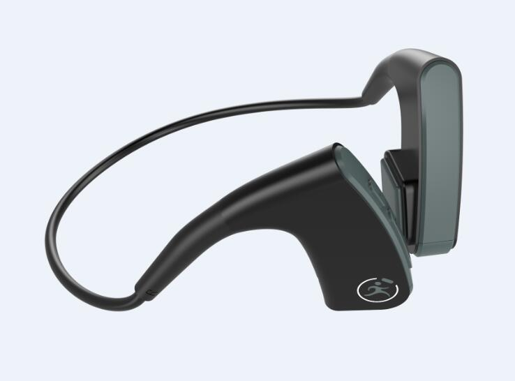 High Quality E1 Bluetooth V4.1 Bone Conduction Headset Wireless Sports Earphones Noise Cancelling Music Headphone Bass Handsfree