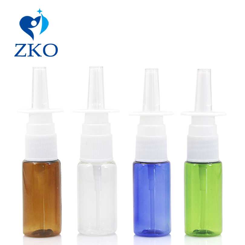 1 Pcs 15ml Cosmetics Bottle Nasal Spray Bottle Free Shipping Travel Bottle Refillable Bottle Travel Bottle Pump Bottle