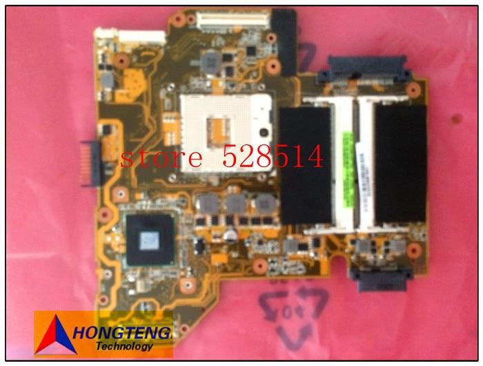 ФОТО U53F laptop motherboard hm55 P/N:60-NZ6MB1000-D03  100% Work Perfect