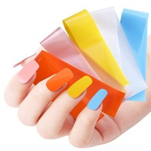 Nail Star Color Sticker 5 Bright Paper Set Decorative