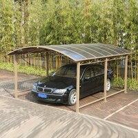3.6*5 meter aluminum withstand snow cover newport hardtop outdoor garden gazebo tent patio pavilion for carport